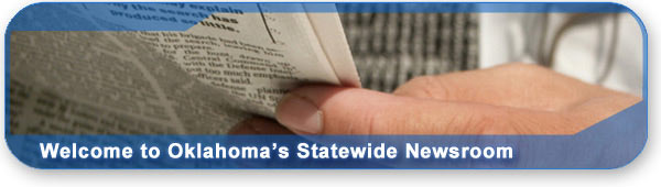 Welcome to Oklahoma's Statewide Newsroom
